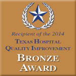 Texas Quality Improvement Bronze Award